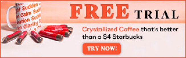 Free Trial - Sudden Coffee MOBILE  320x100
