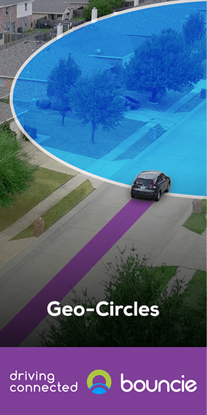 Set Geo-Circles with Bouncie