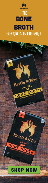 Kettle & Fire Bone Broth - Shop Now