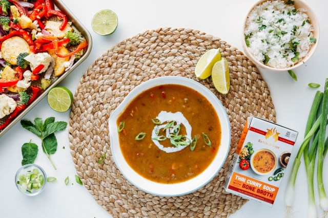 Thai Currry Soup