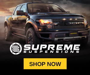 Supreme Lifted Truck