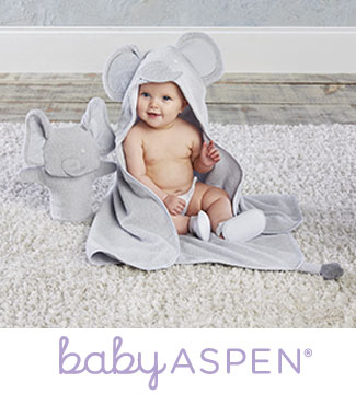 Baby Aspen Hooded Towel