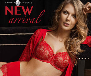 Shop For The Fall - New Lingerie Sets Available On LaviniaLingerie.com