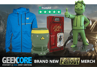 New Fallout Merch