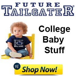 Cool College Baby Stuff