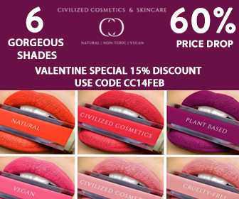 Valentine Special Offer 15% OFF Matte Lip Suede