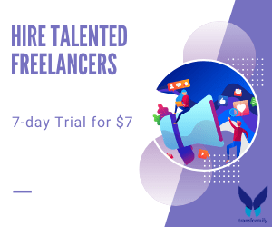 Hire Freelancers with Transformify