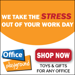 We take the stress out of your workday at Office Playground