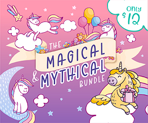 20% OFF The Magical & Mythical Bundle | ONLY $9.60