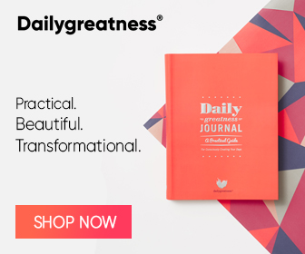 Dailygreatness Daily Journal