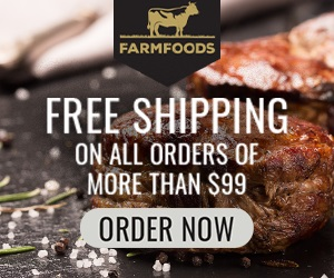 Shop now and get free shipping on all orders of more than 10 pounds at FarmFoodsMarket.com!