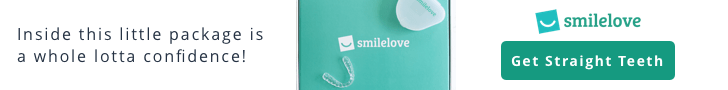 Gain confidence - Get straighter teeth with Smilelove