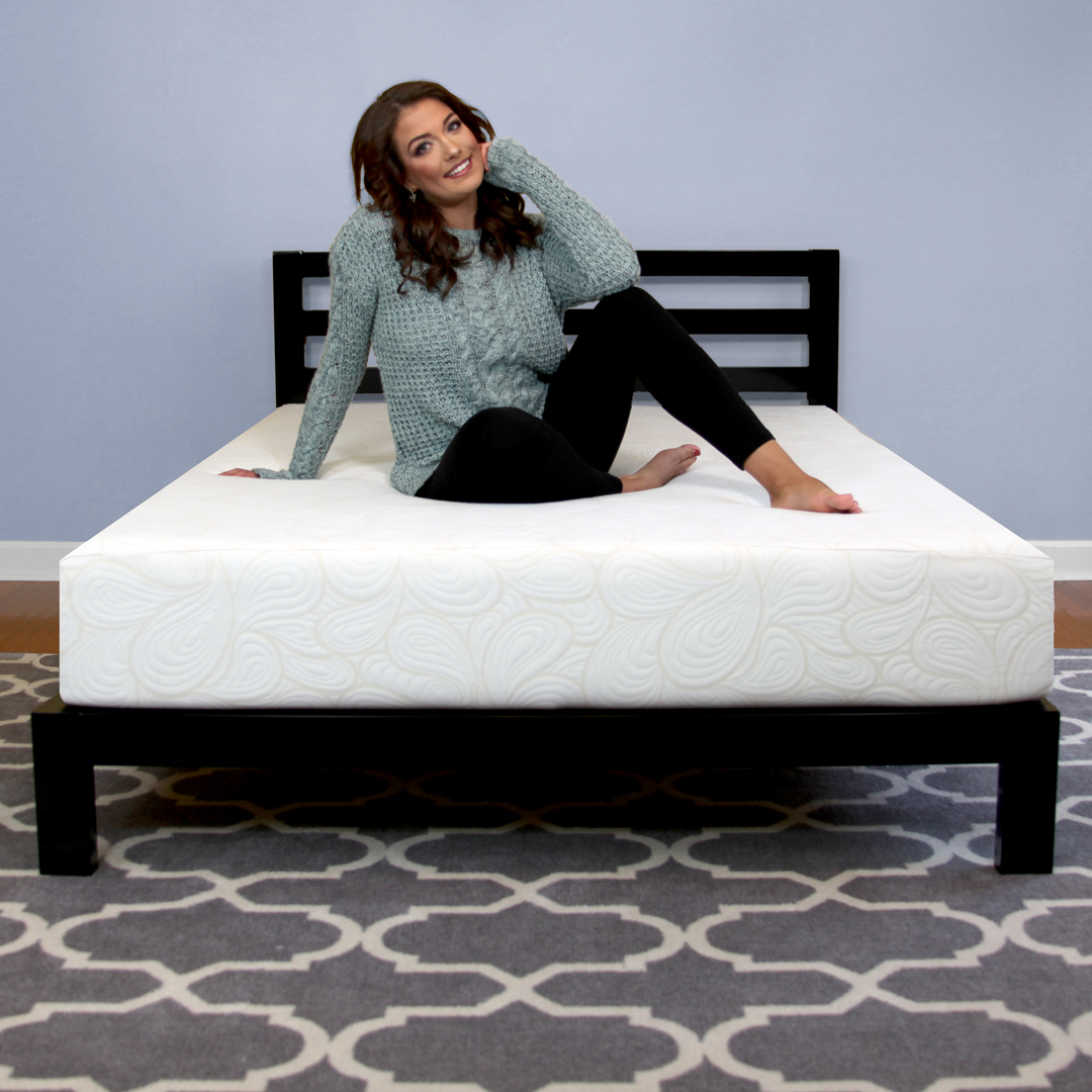 Aslan Mattress review, GEL Memory Foam Mattress