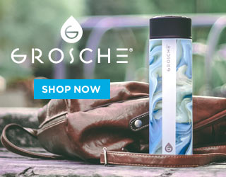 Infusion Water Bottles at Grosche.ca