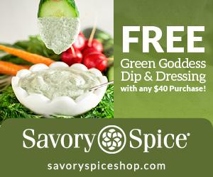 Free Green Goddess $40