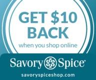 Get $10 Back When You Shop Online