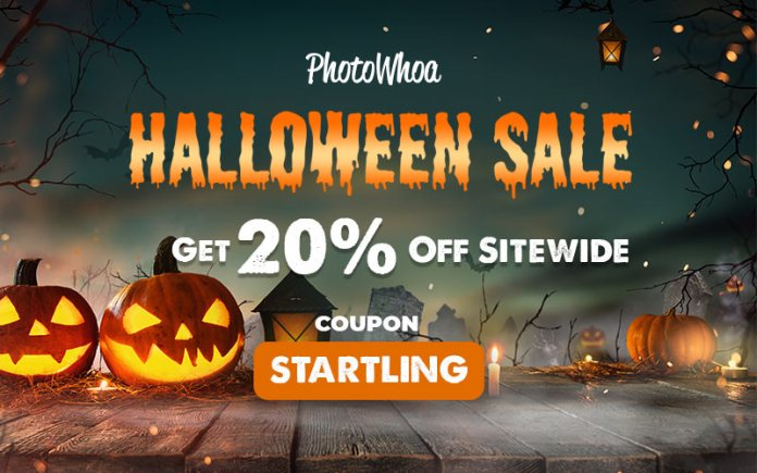 Halloween Sale Banner