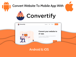 Convert Your Website To Mobile App With Convertify