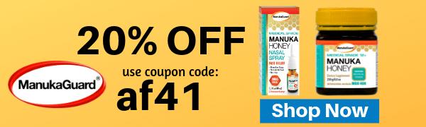 coupon code: af41