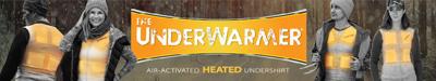 UnderWarmer Heated Shirt