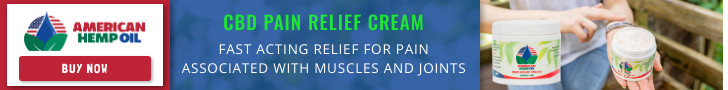 CBD Pain Relief Cream Fast-Acting Relief For Pain Associated With Muscles And Joints