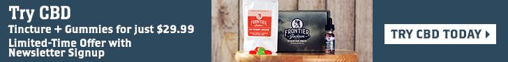 Frontier Jackson Starter Pack