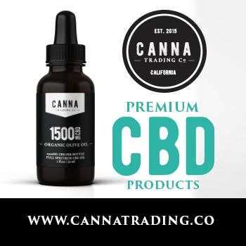 CBD Olive Oil Canna Trading