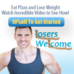 Eat Pizza and Still Lose Weight