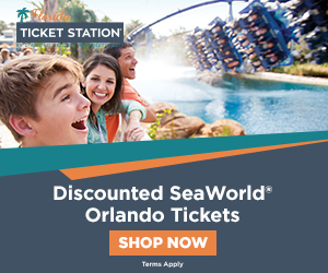 Discounted Sea World Orlando Tickets
