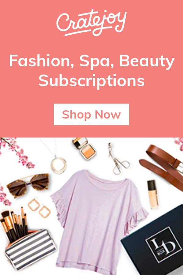 subscription boxes for women
