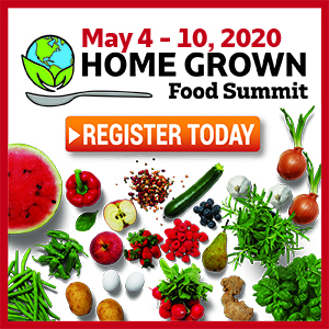 2020 Home Grown Food Summit
