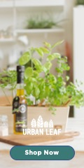 Urban Leaf Edible Indoor Gardening Kits