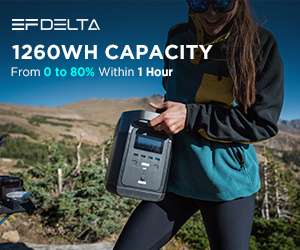 Buy The Latest Portable Power Station Delta Series At EcoFlow.