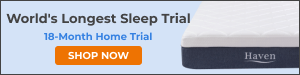 Haven Mattress - World's Longest Sleep Trial