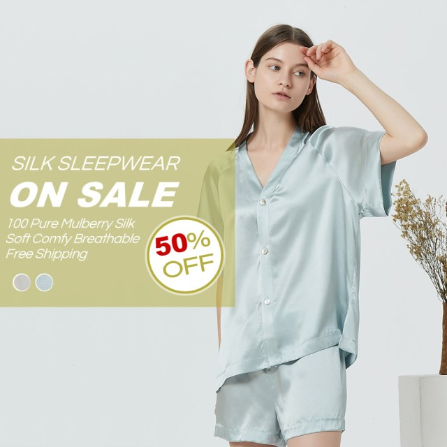 Women Silk Sleepwear on sale