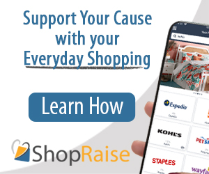 Support your cause with everyday shopping