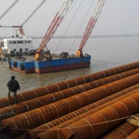 Buy SAWH Pipe Piling Product on Shunli Steel Group