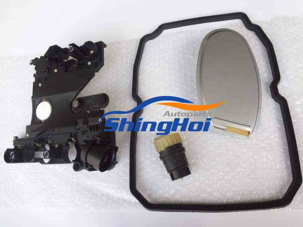 medium resolution of new 722 6 transmission conductor plate connector filter gasket kit mercedes benz