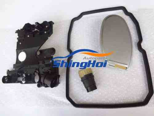 small resolution of new 722 6 transmission conductor plate connector filter gasket kit mercedes benz
