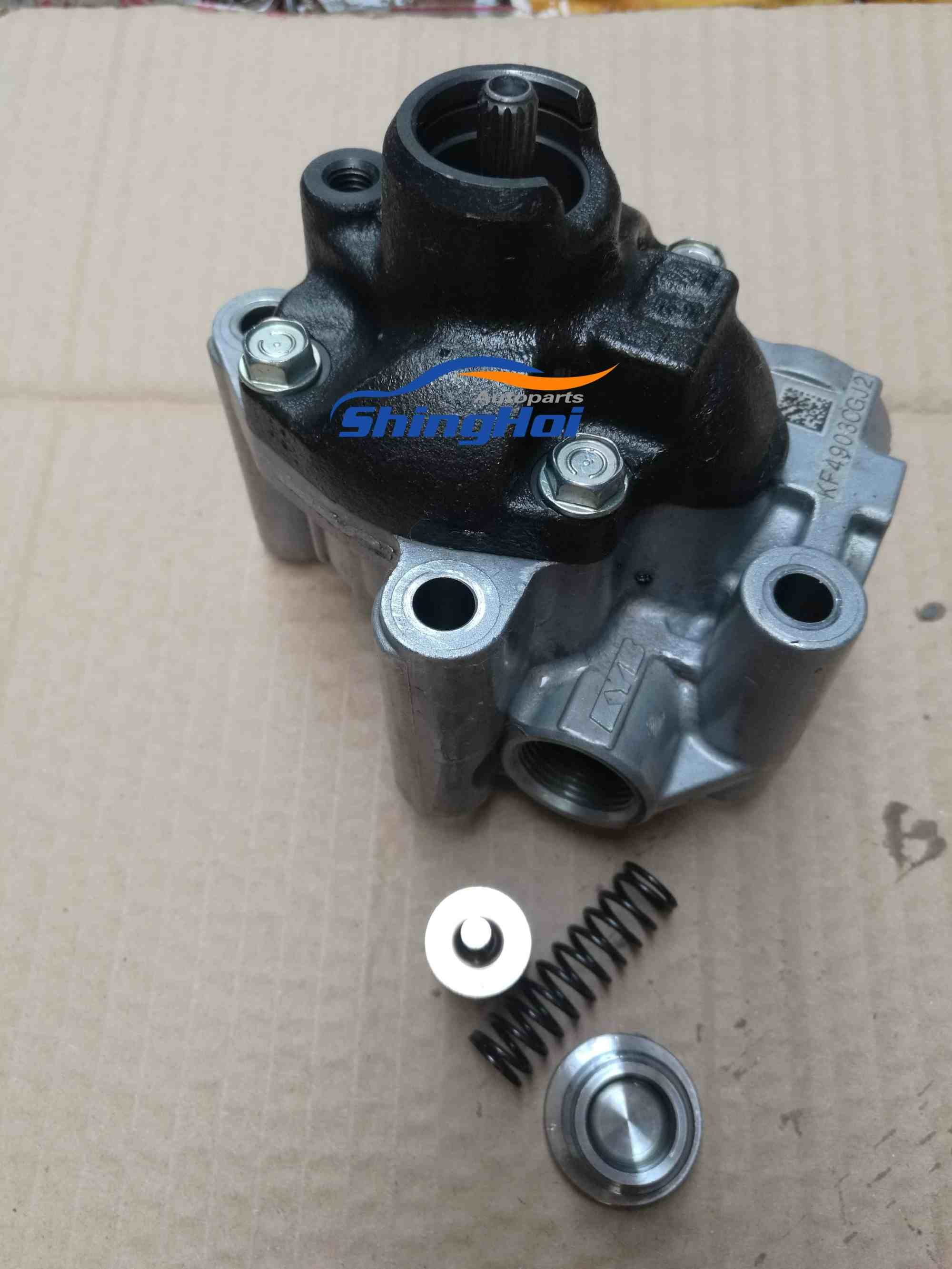 hight resolution of jf011e re0f10a oil pump