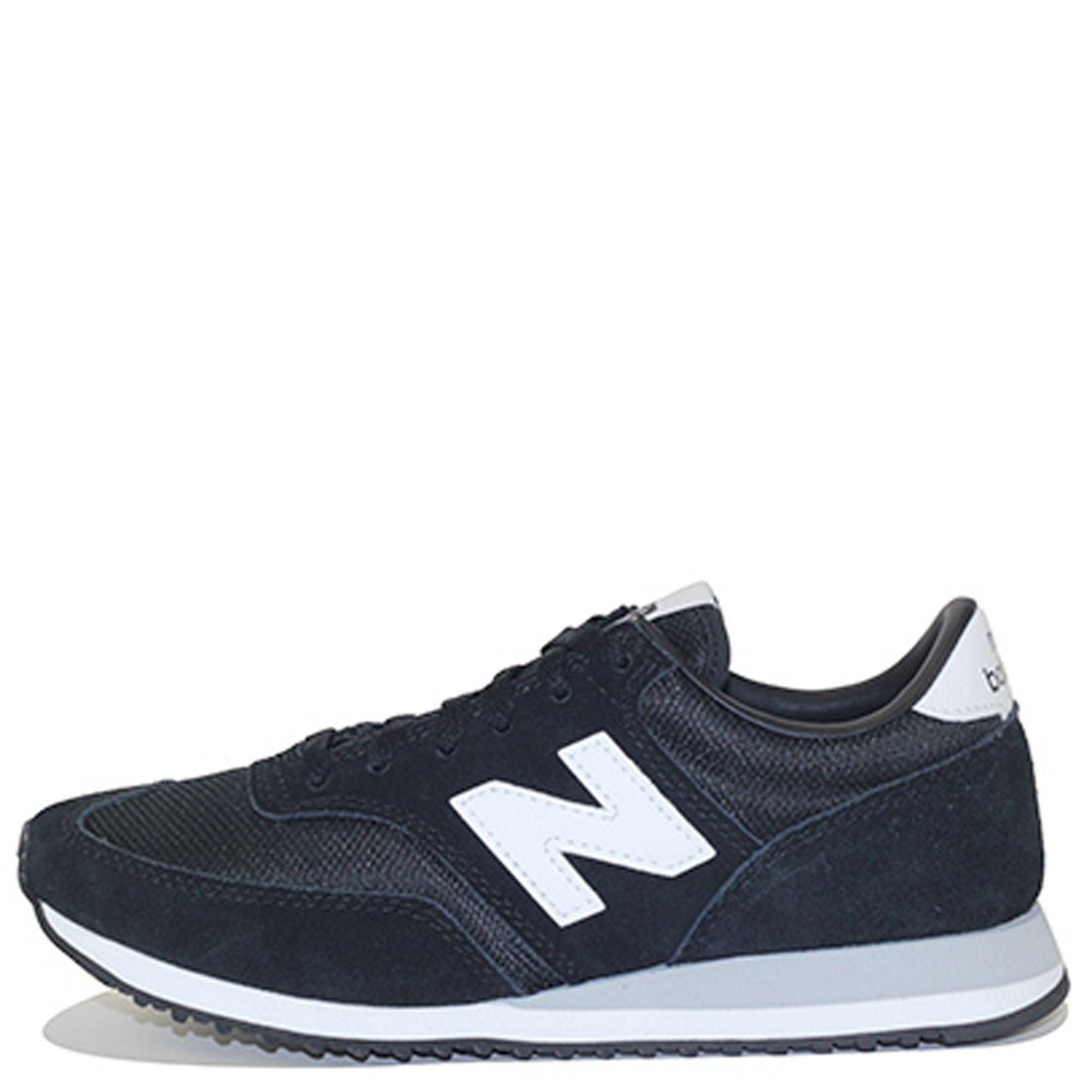 New Balance for Women: 620 Classic Black Sneakers BLACK