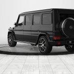 Zirhli Suv Limuzin Inkas Mercedes Benz G63 Amg Teknoloji Haberleri
