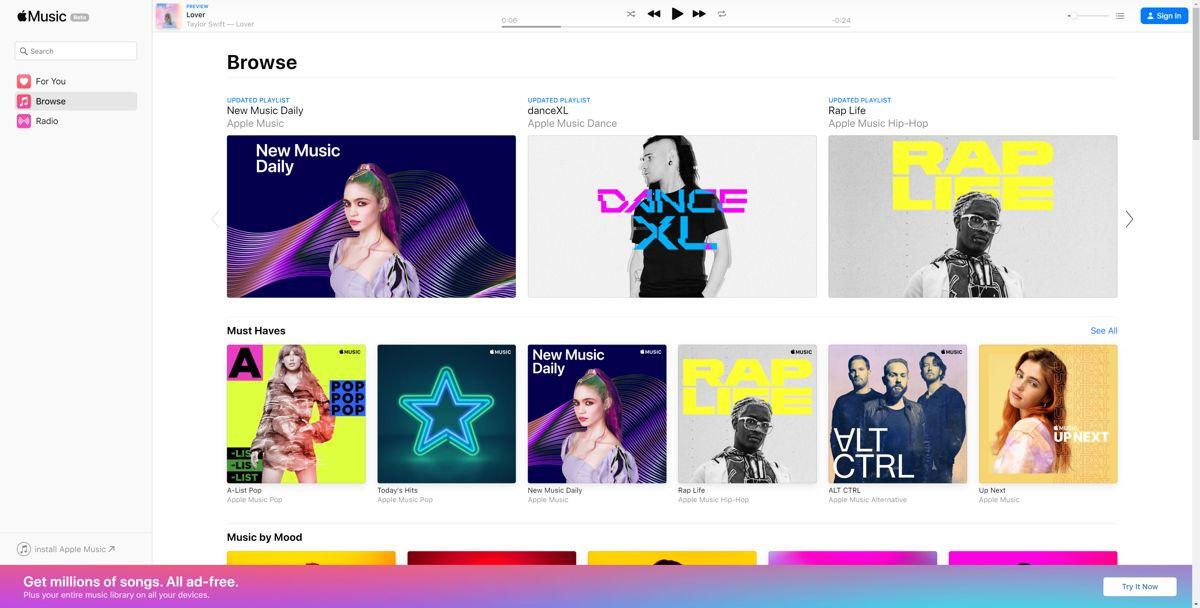 Apple Music süratle büyüyor! Spotify'ın ensesinde 2