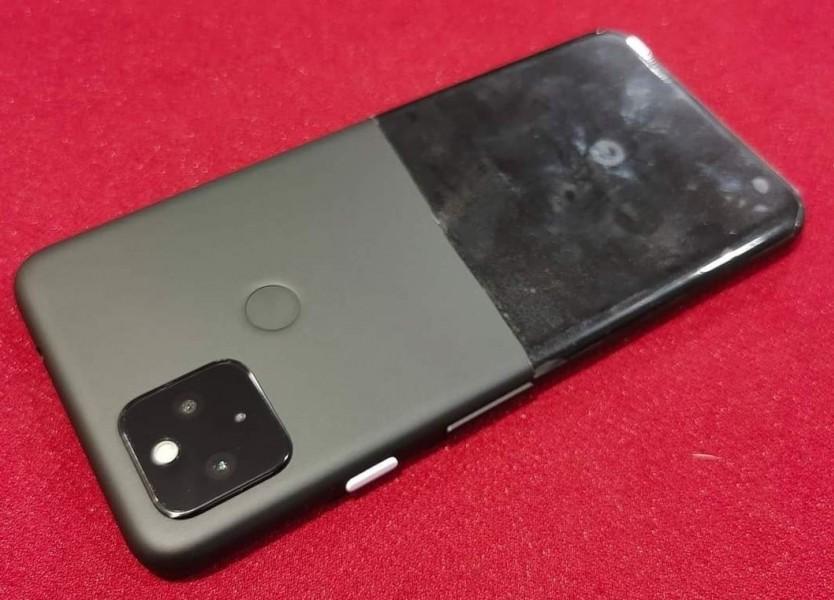 Google Pixel 5 prototipi ortaya çıktı 2
