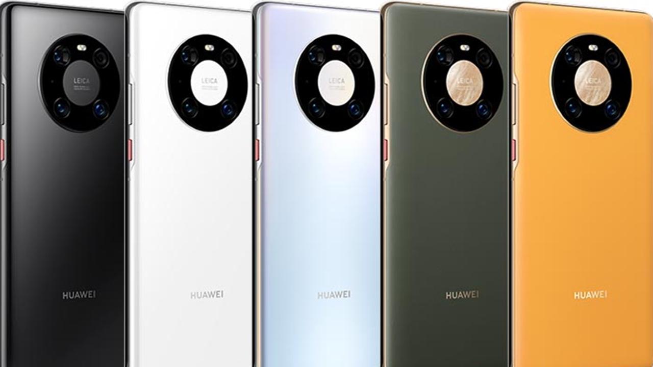 Karşılaştırma: iPhone 12 Pro Max ve Huawei Mate 40 Pro 3
