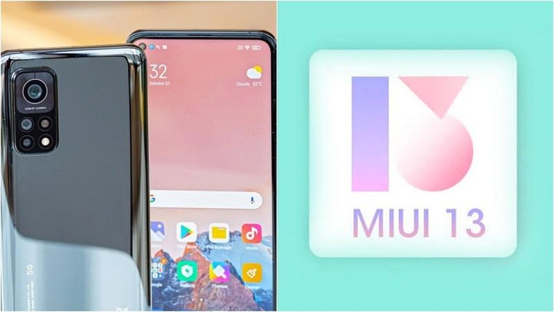 MIUI 13 güncellemesi alacak olan Xiaomi modelleri