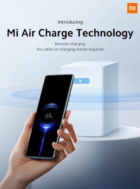 Xiaomi Mi Air Charger özellikleri