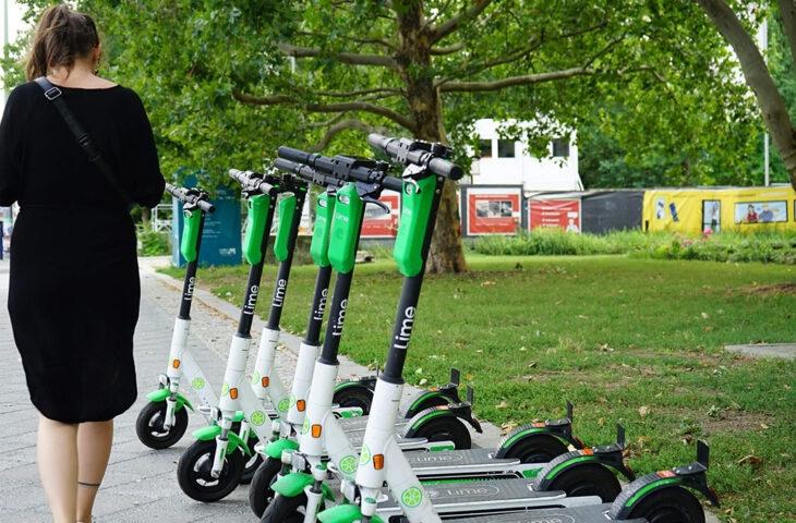E-scooter yönetmeliği yürürlüğe girdi