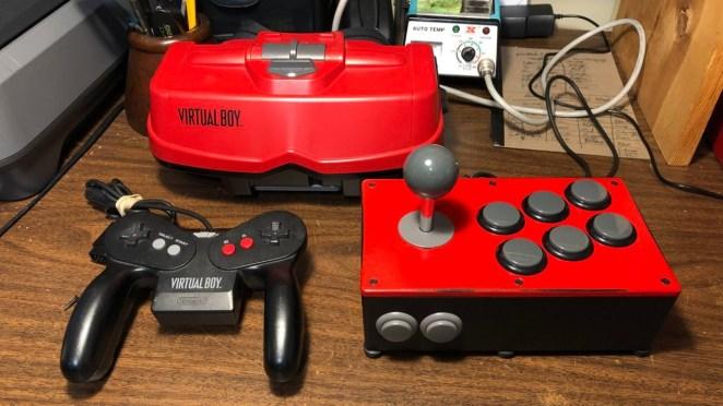 Zamanının ötesindeki teknoloji: Nintendo Virtual Boy 15