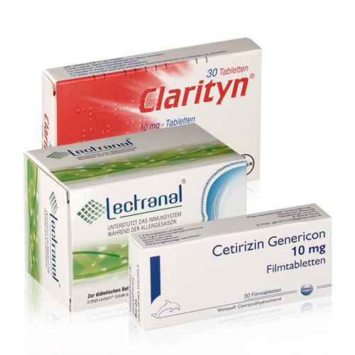 Allergie Heuschnupfen  Asthma  shopapothekeat